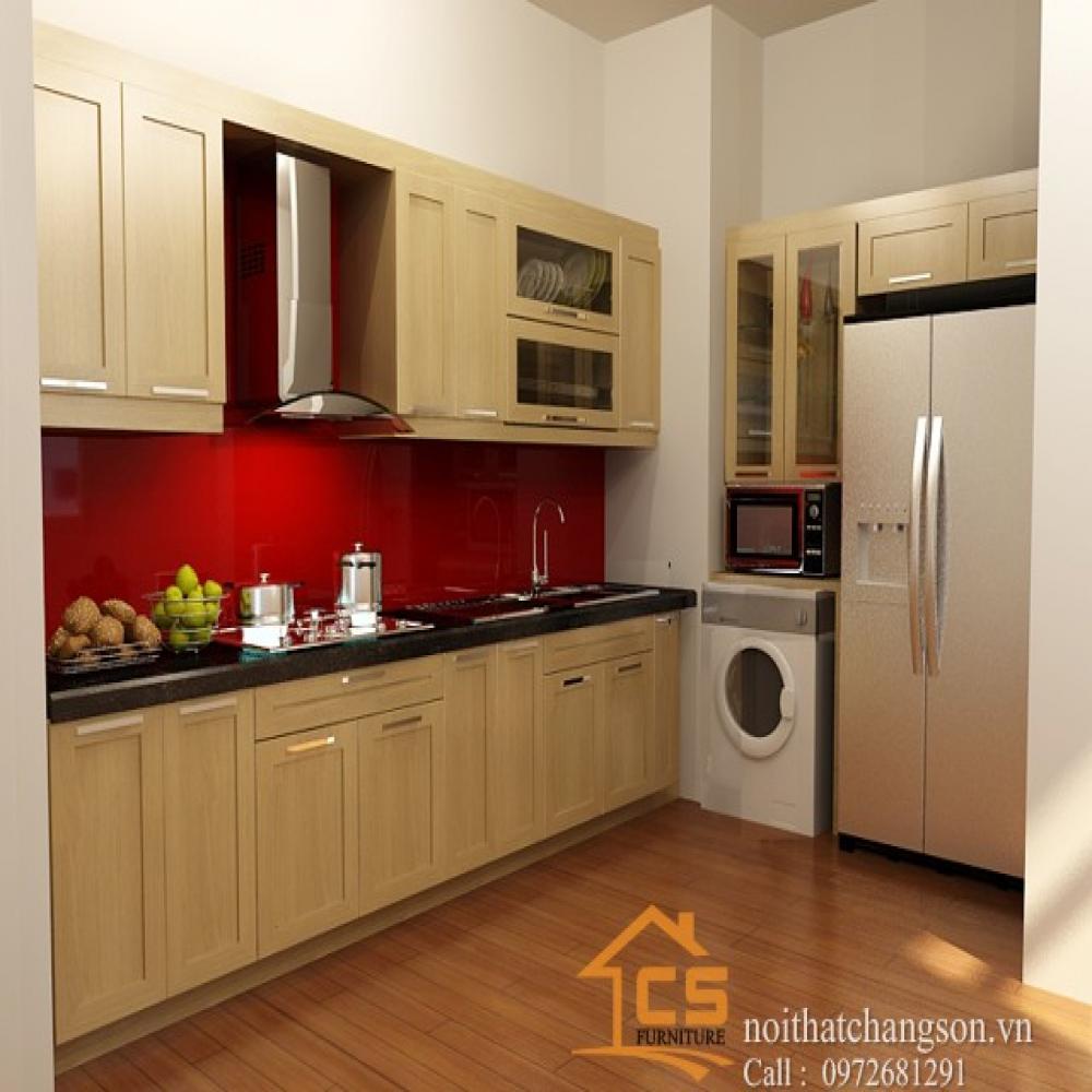 tủ bếp đẹp TBĐ-20