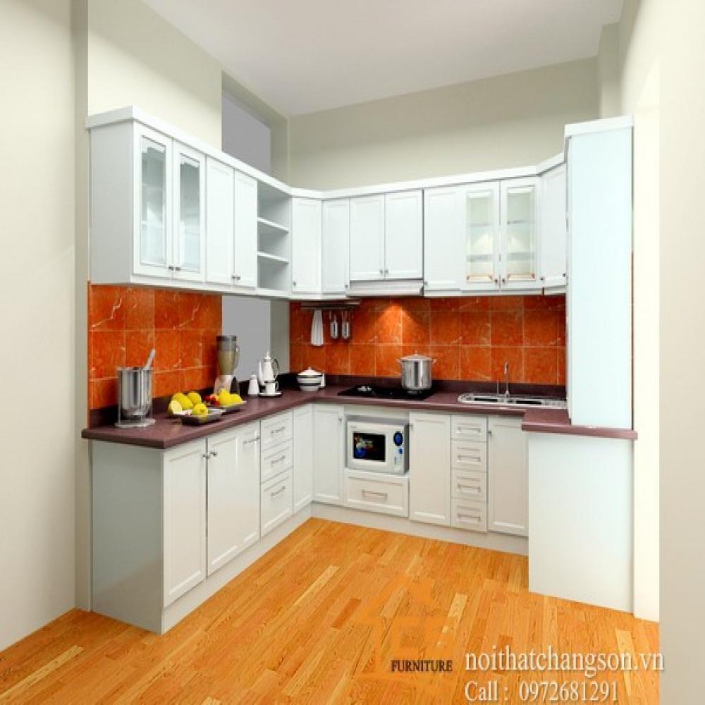 tủ bếp đẹp TBĐ-21