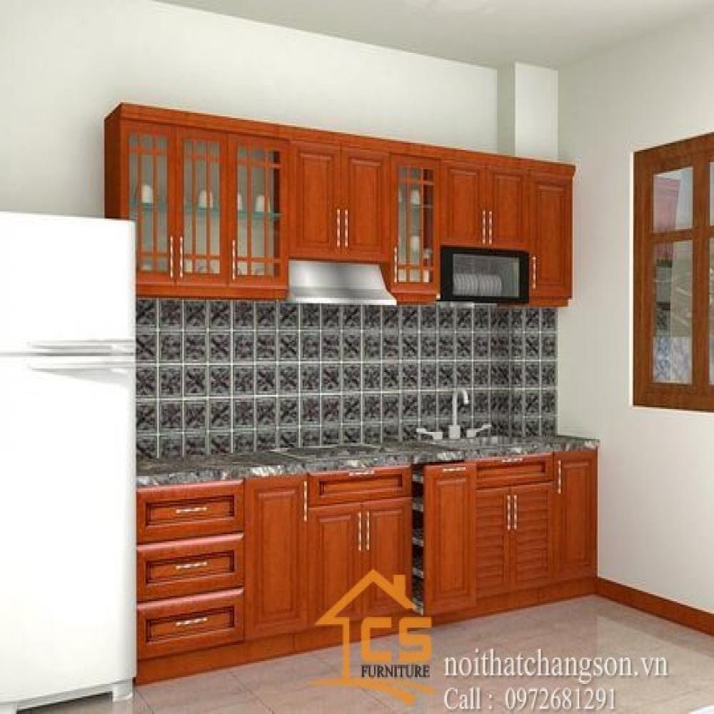 tủ bếp đẹp TBĐ-25