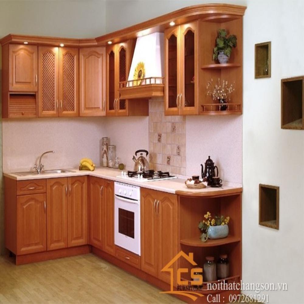 tủ bếp đẹp TBĐ-26