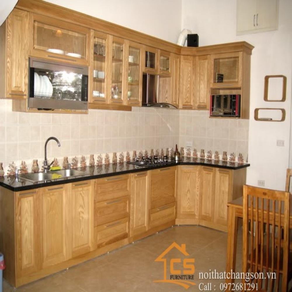 tủ bếp đẹp TBĐ-27