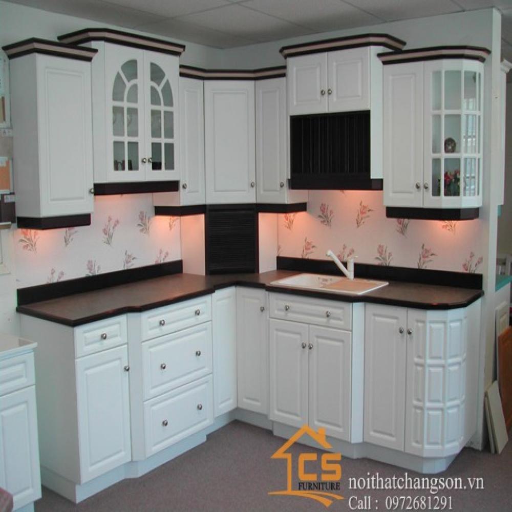 tủ bếp đẹp TBĐ-3