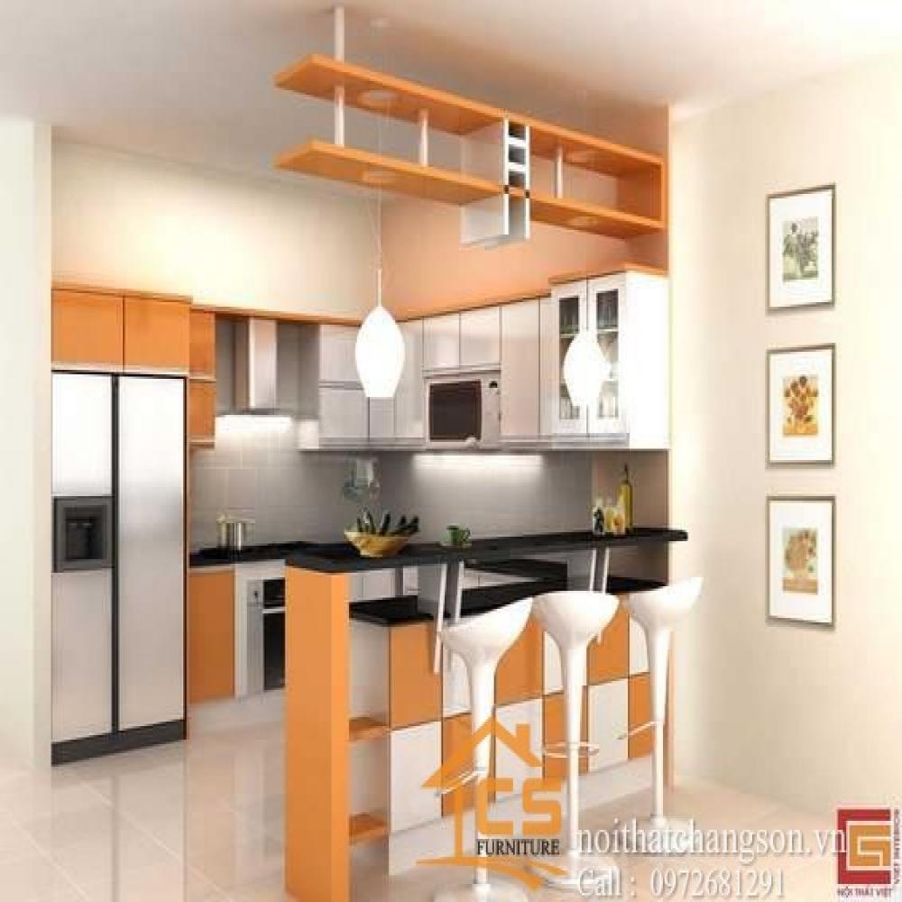 tủ bếp đẹp TBĐ-30