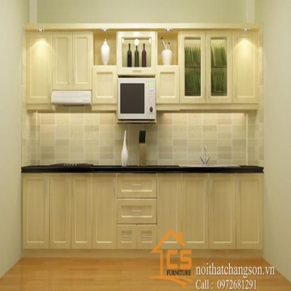 tủ bếp đẹp TBĐ-8
