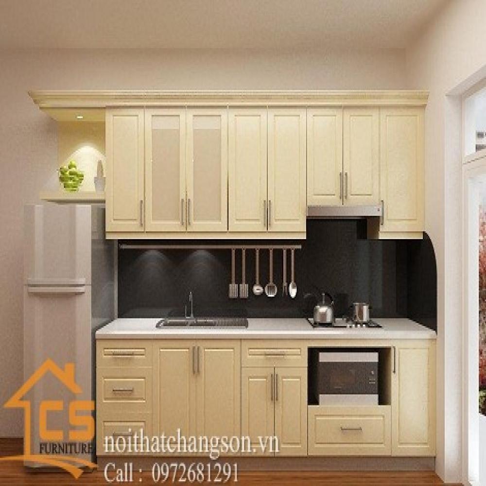 tủ bếp dạng chữ i TBCI-10
