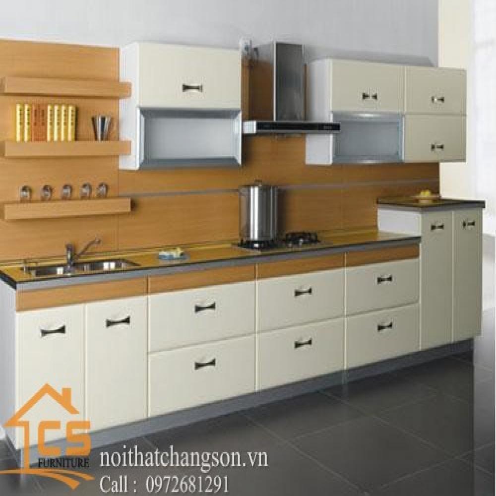 tủ bếp dạng chữ i TBCI-12