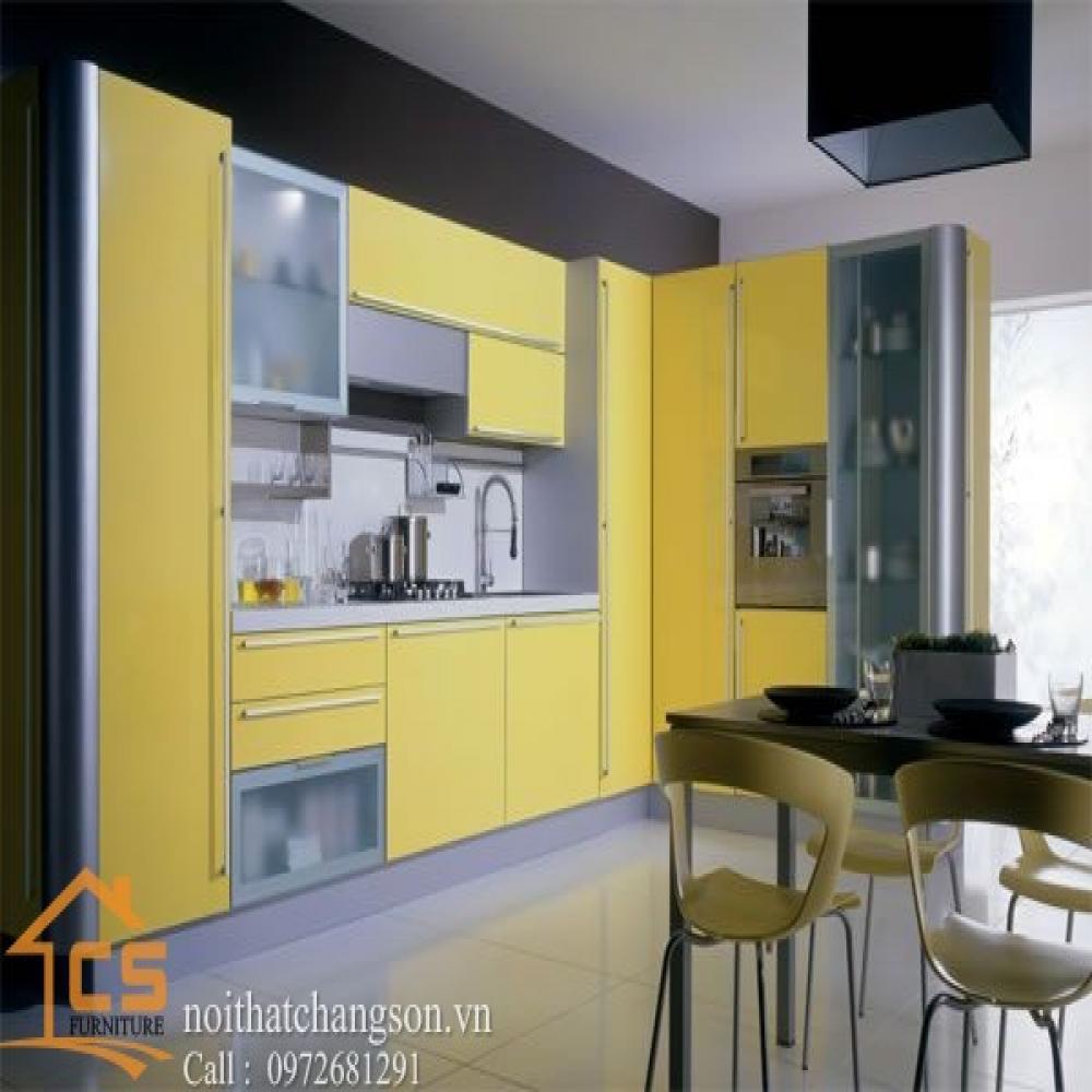 tủ bếp dạng chữ i TBCI-20