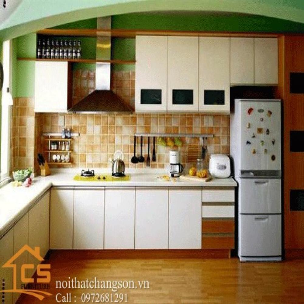 tủ bếp dạng chữ i TBCI-21