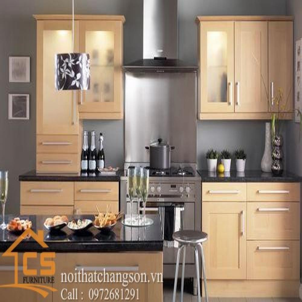 tủ bếp dạng chữ i TBCI-24