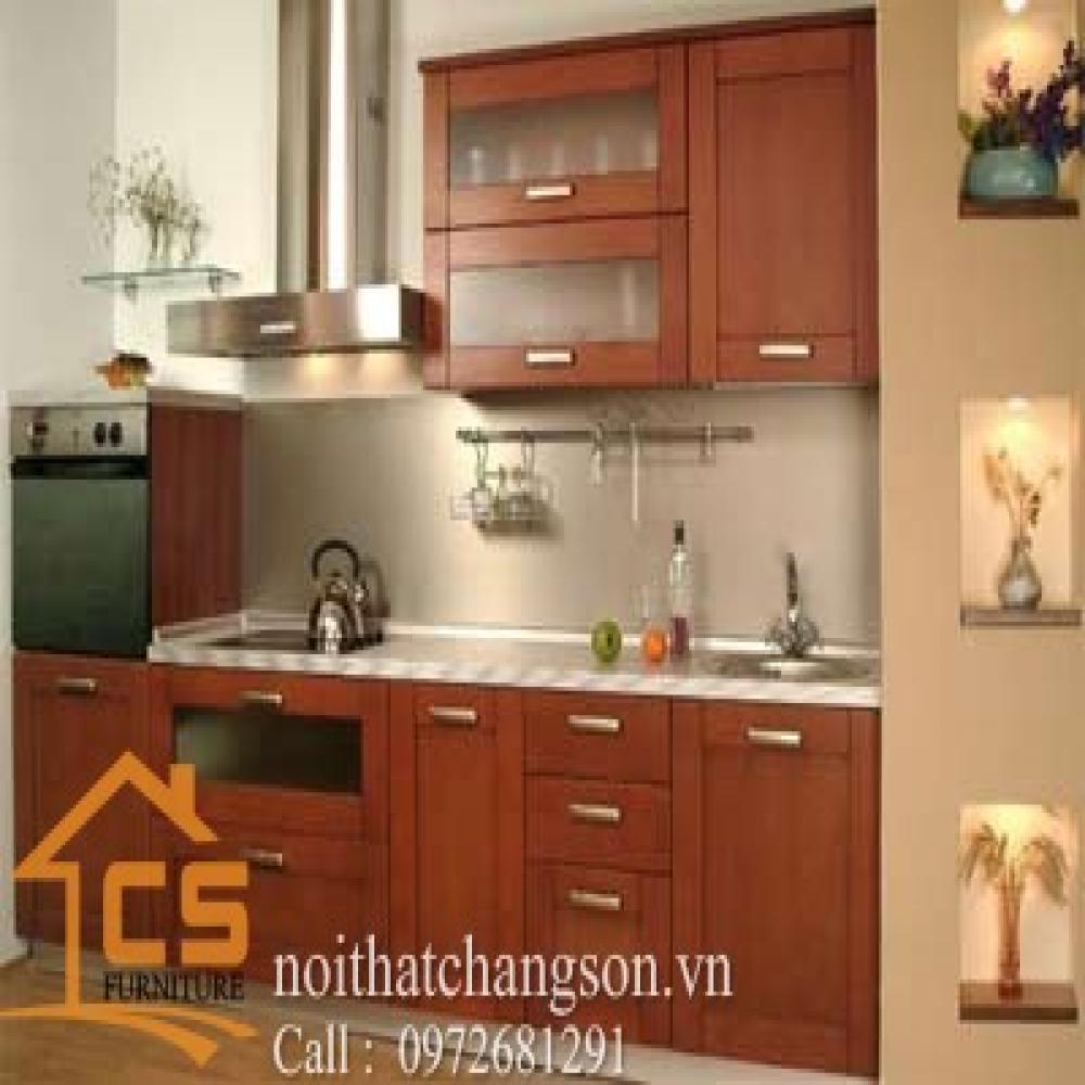 tủ bếp dạng chữ i TBCI-7