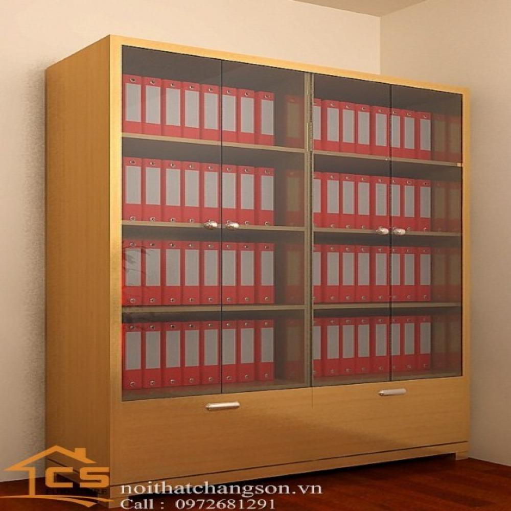 tủ hồ sơ đẹp THSĐ-19