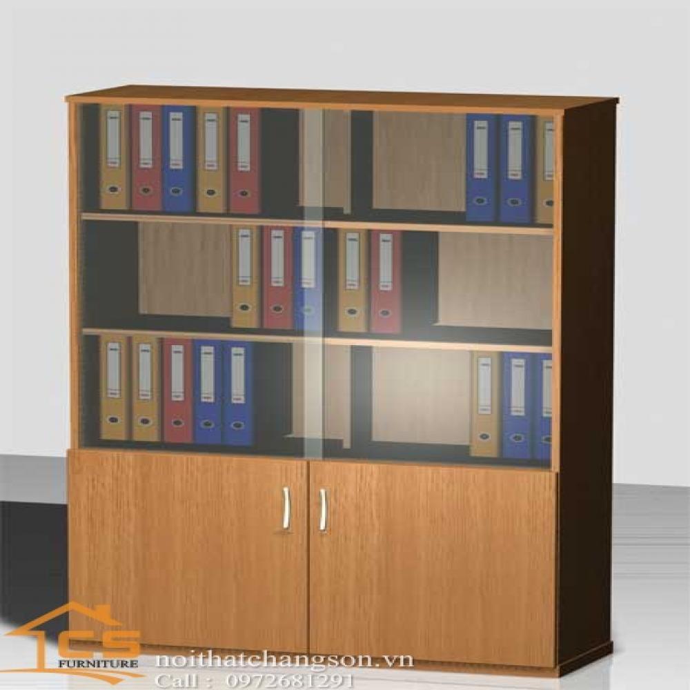 tủ hồ sơ đẹp THSĐ-2