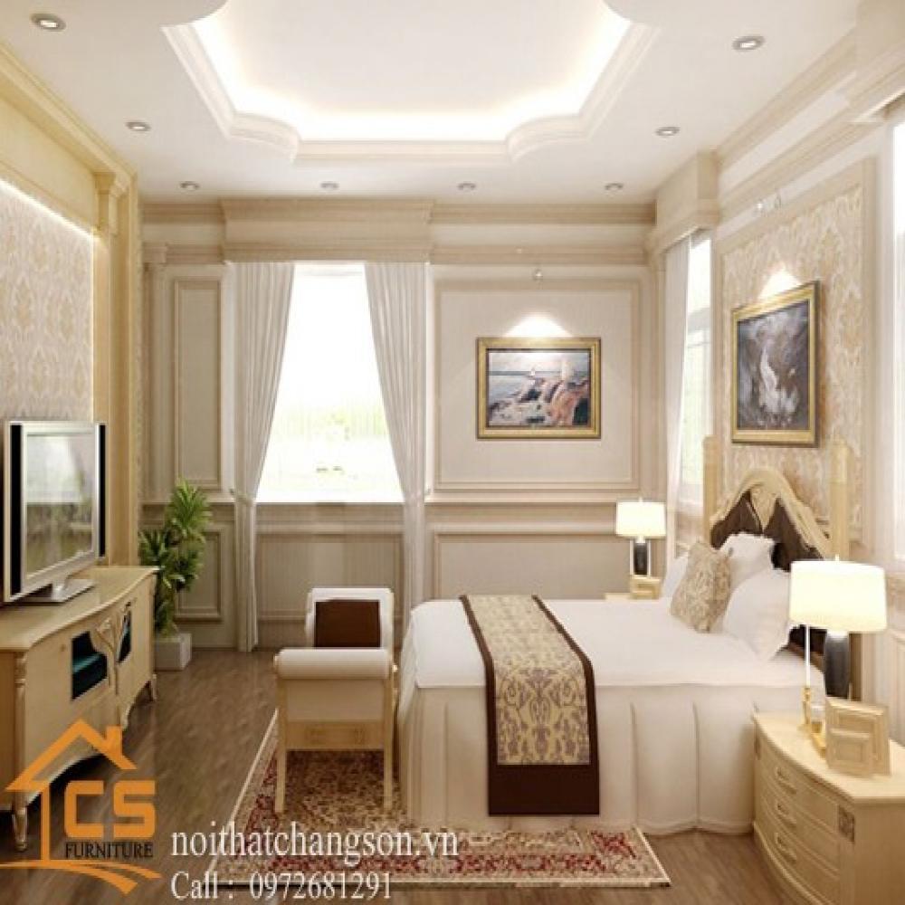 nội thất phòng ngủ đẹp NTPN - 17