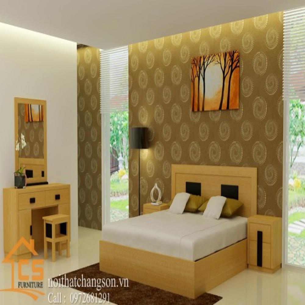 nội thất phòng ngủ đẹp NTPN - 22