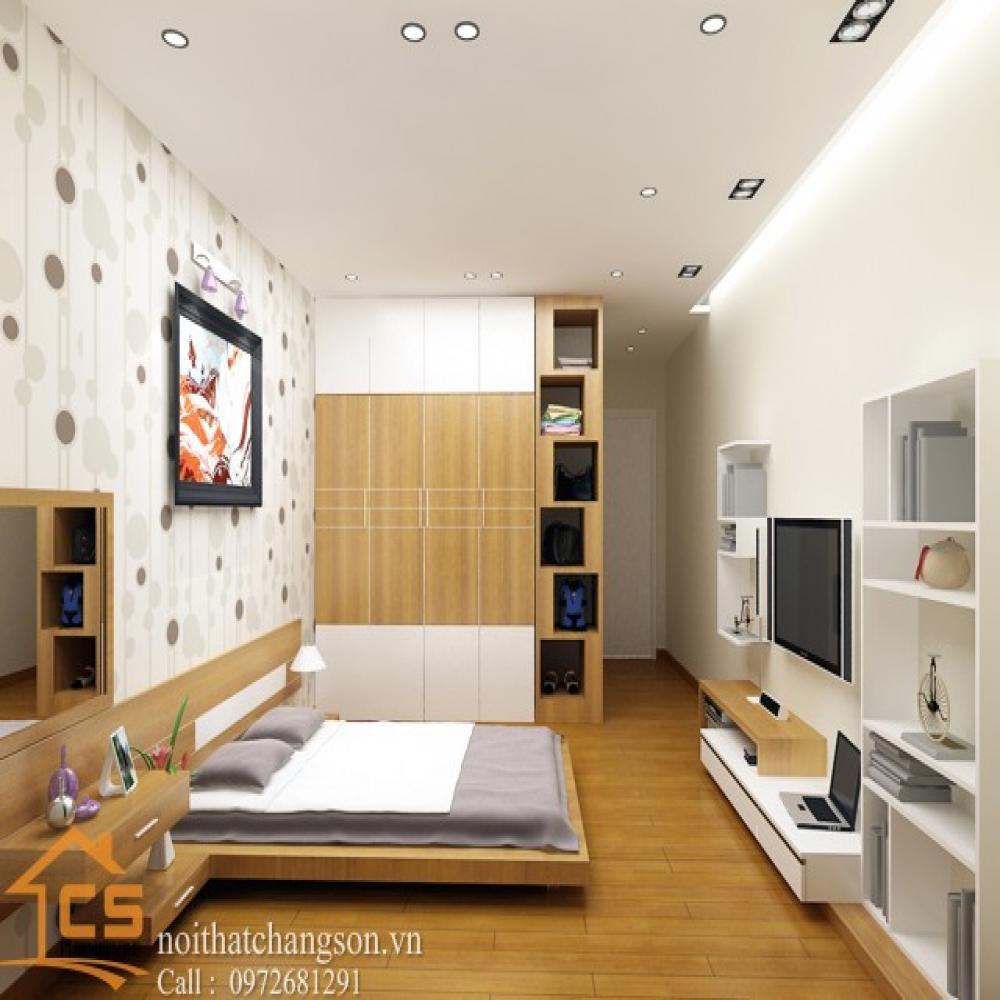 nội thất phòng ngủ đẹp NTPN - 12