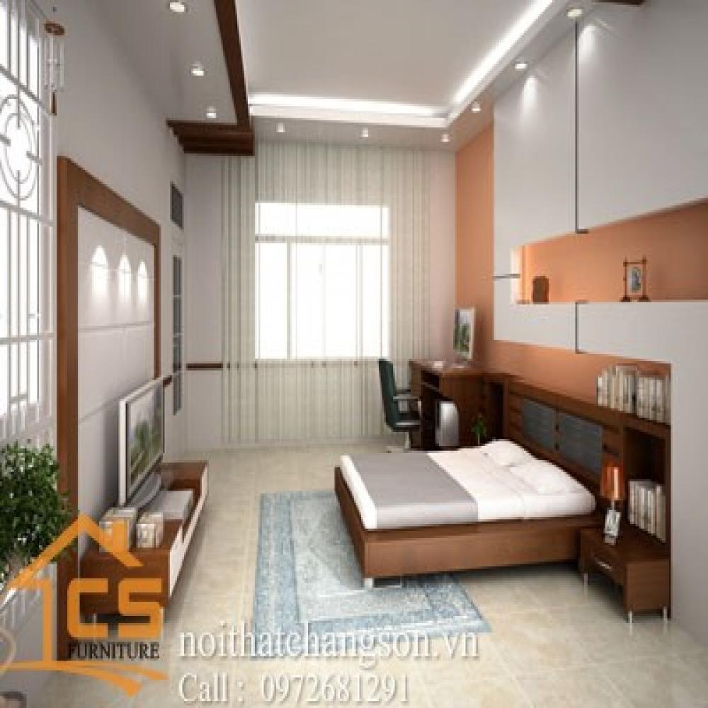 nội thất phòng ngủ đẹp NTPN - 14