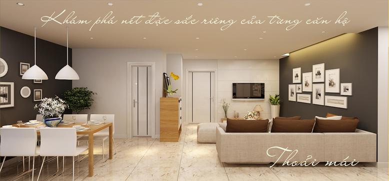Nội thất chàng sơn thiết kế và thi công nội thất chung cư đẹp